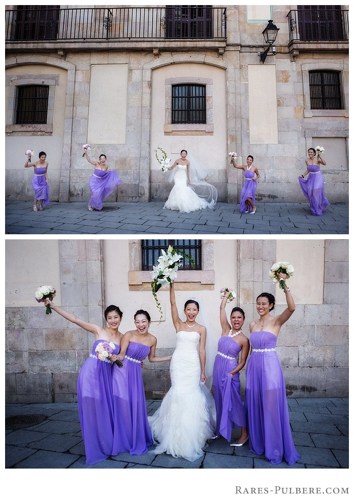 Barcelona wedding photography