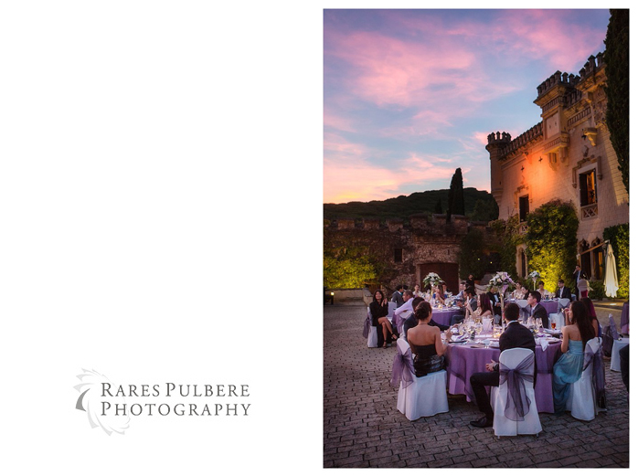 Barcelona wedding photography castell jalpi
