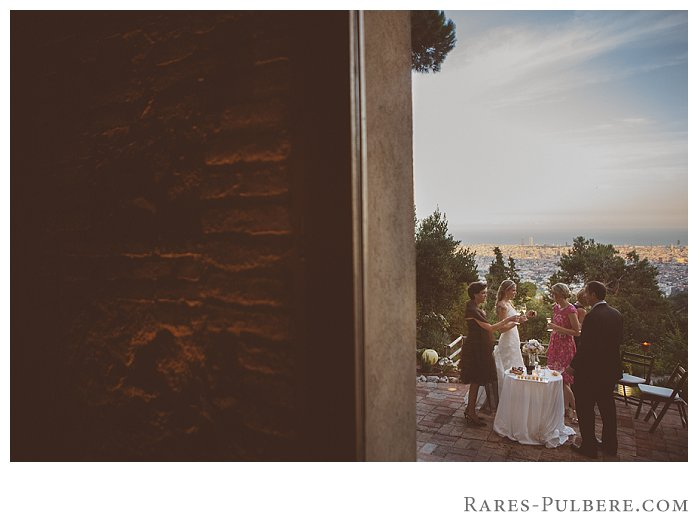 Barcelona wedding photographer - palacete d'orsa 30