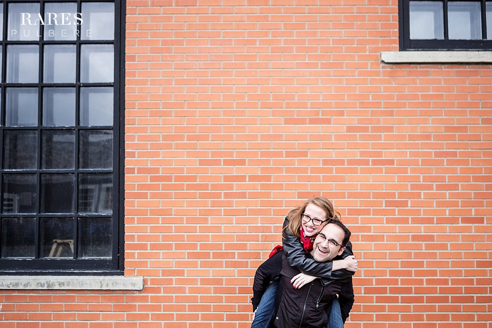 calgary engagement photo session