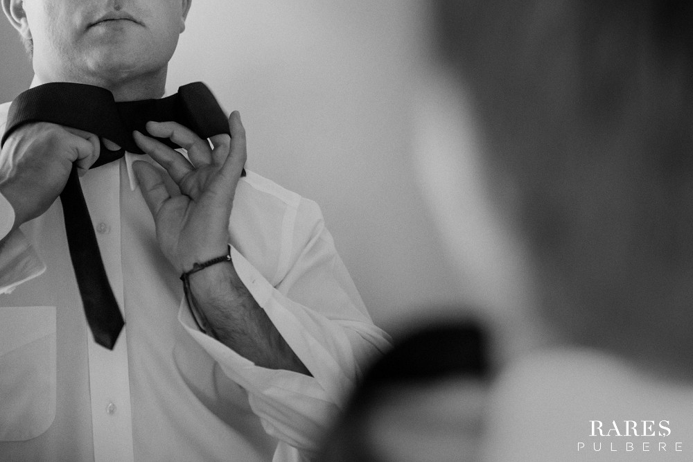 sitges wedding photographer getting ready