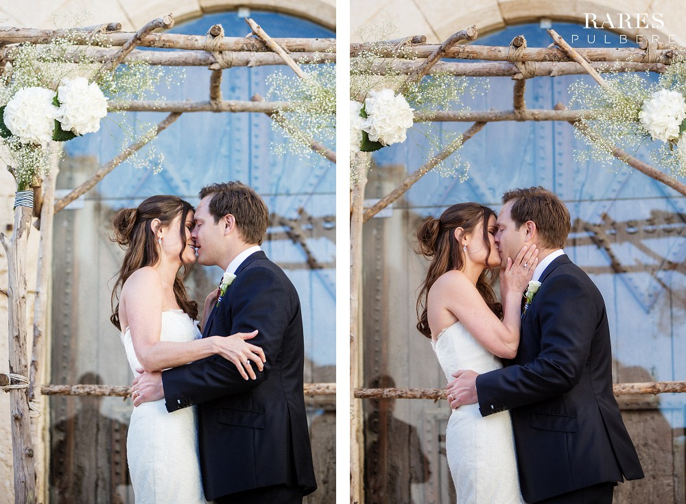 sitges wedding photographer ceremony