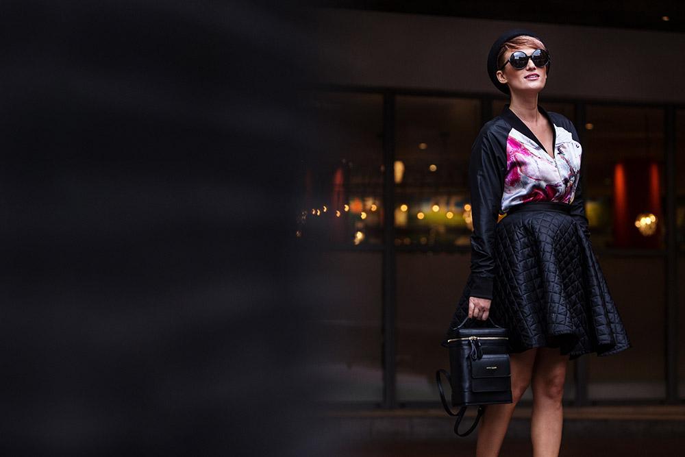 carmen negoita - london fashion week