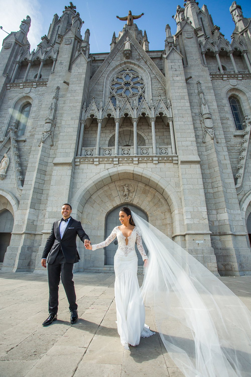 tibidabo wedding