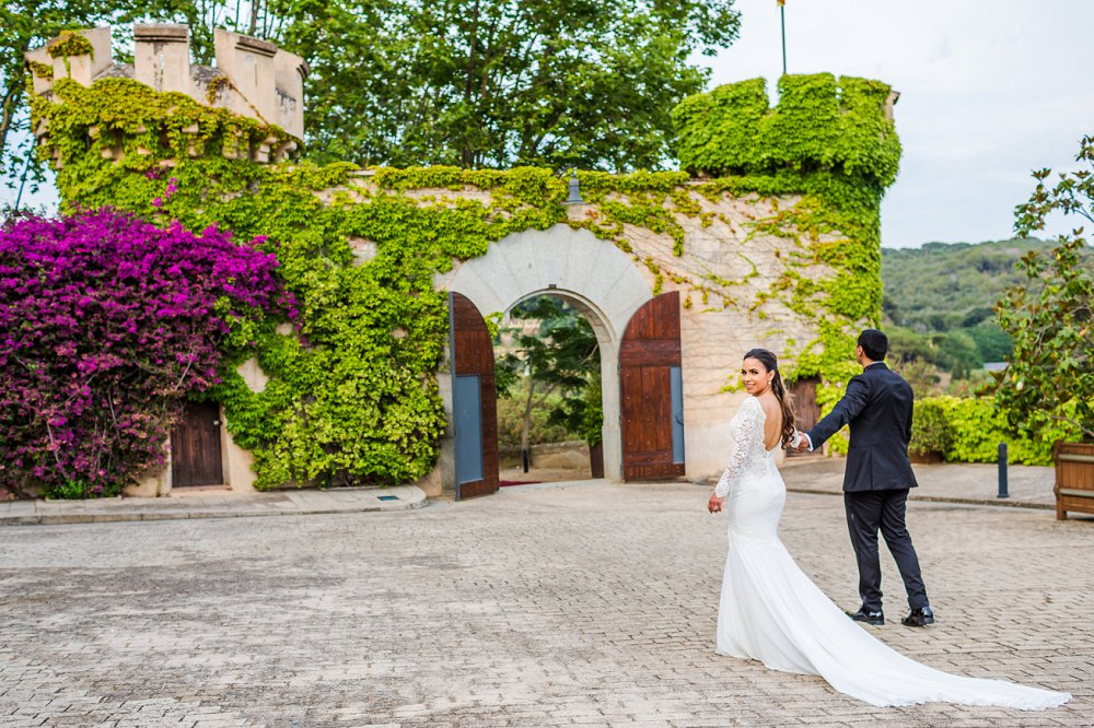 castell Jalpi wedding destination wedding