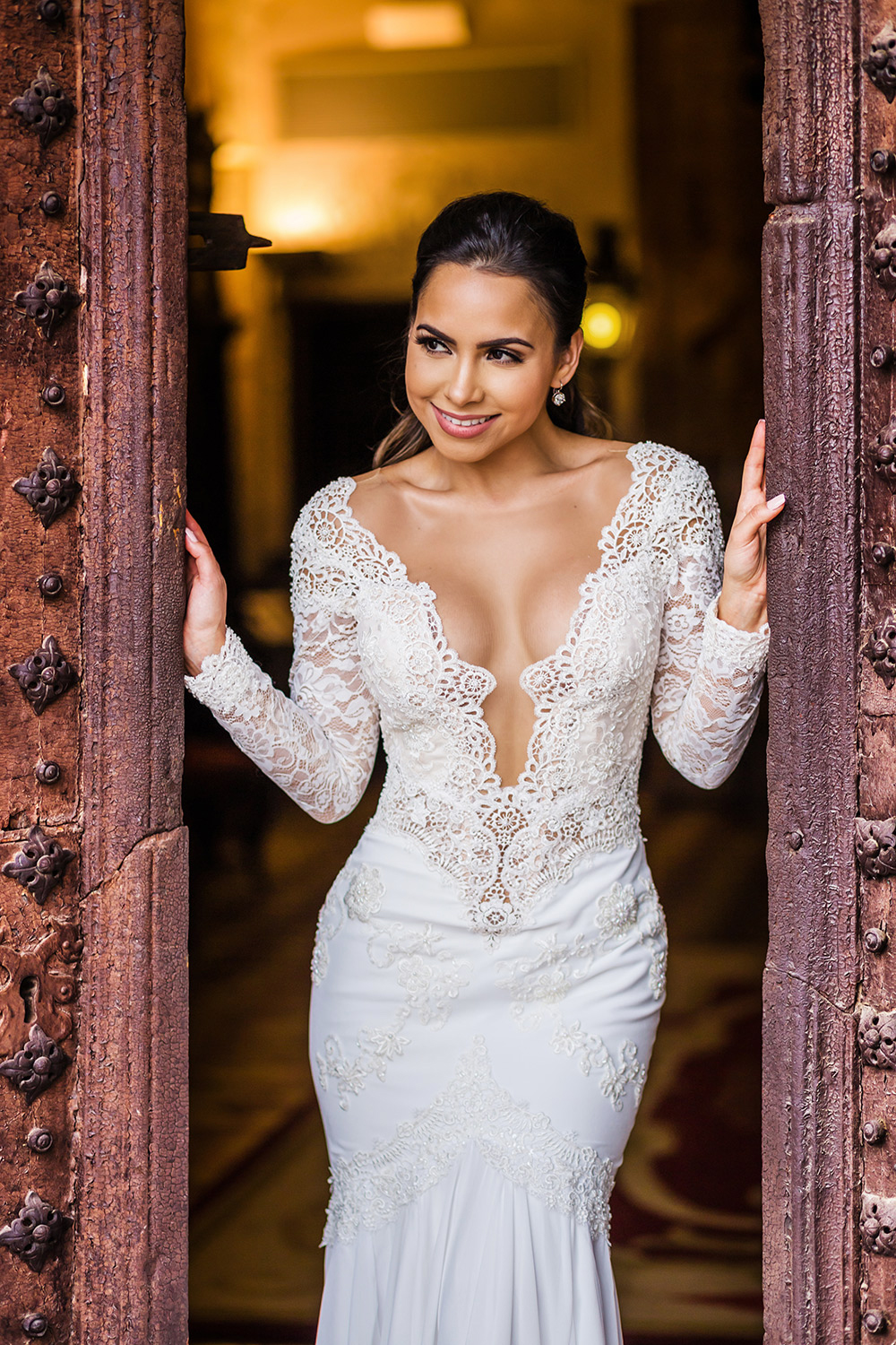 lisa morales - barcelona destination wedding