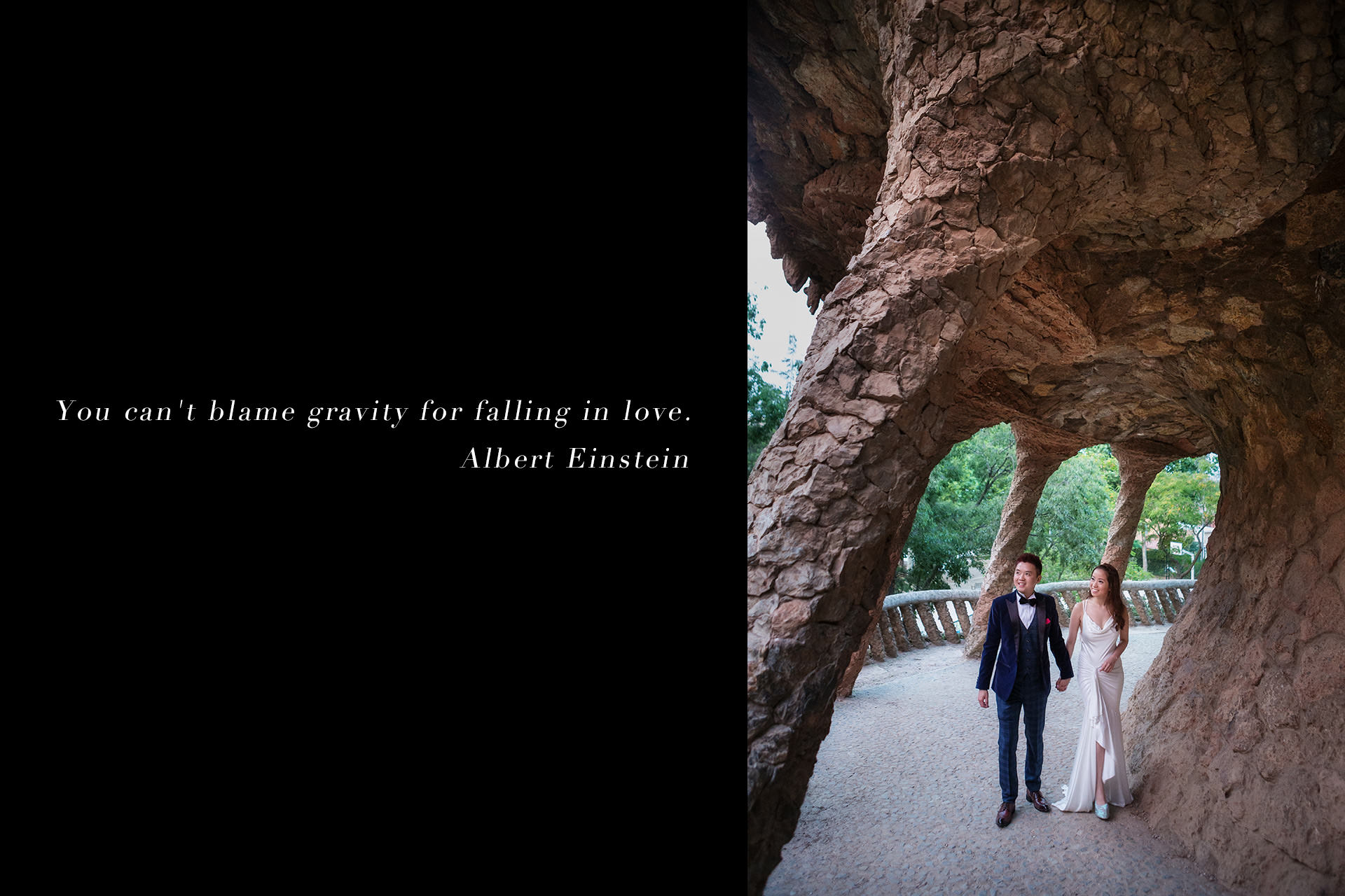 barcelona wedding photographer park guell