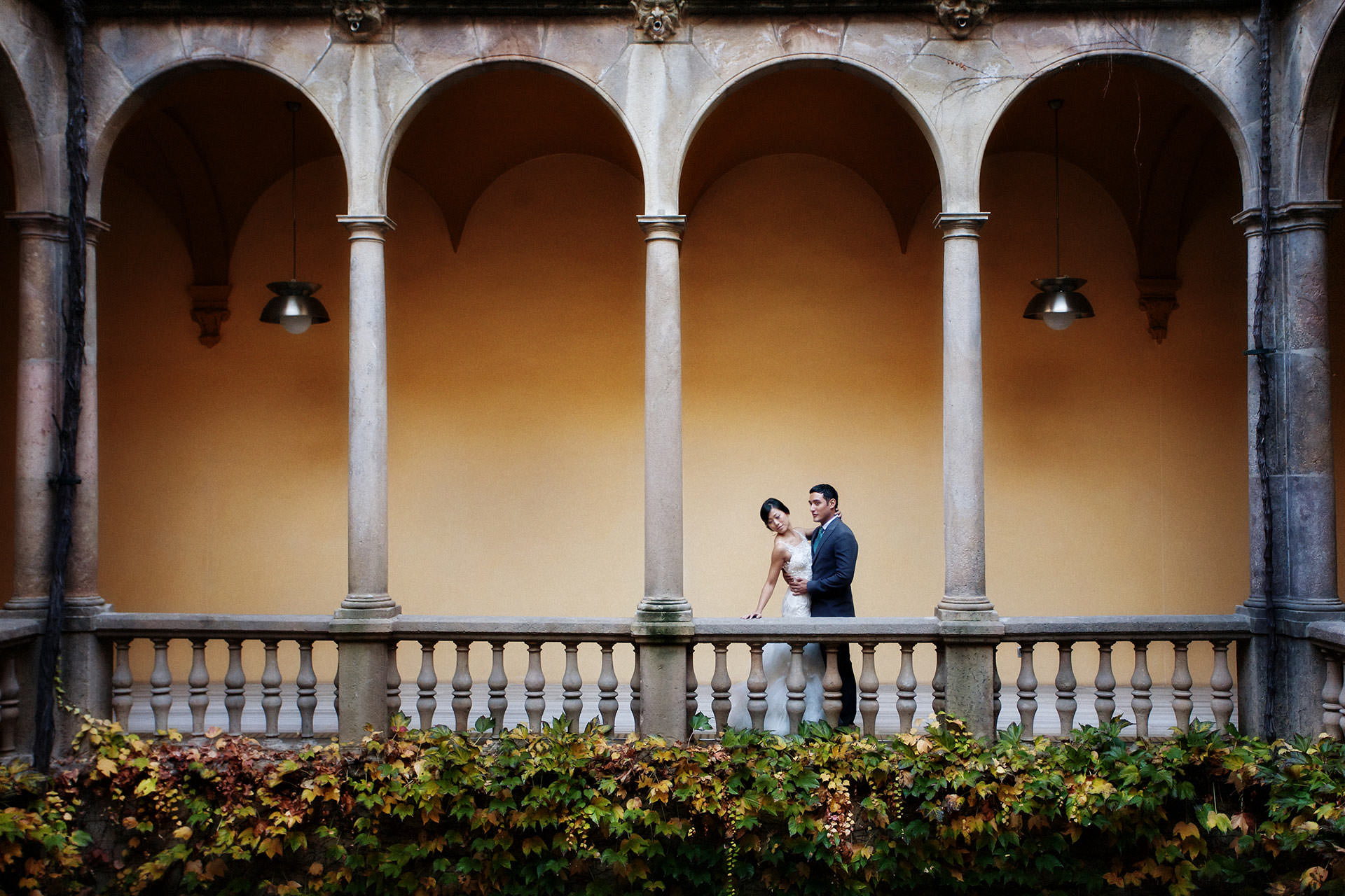 barcelona prewedding photography