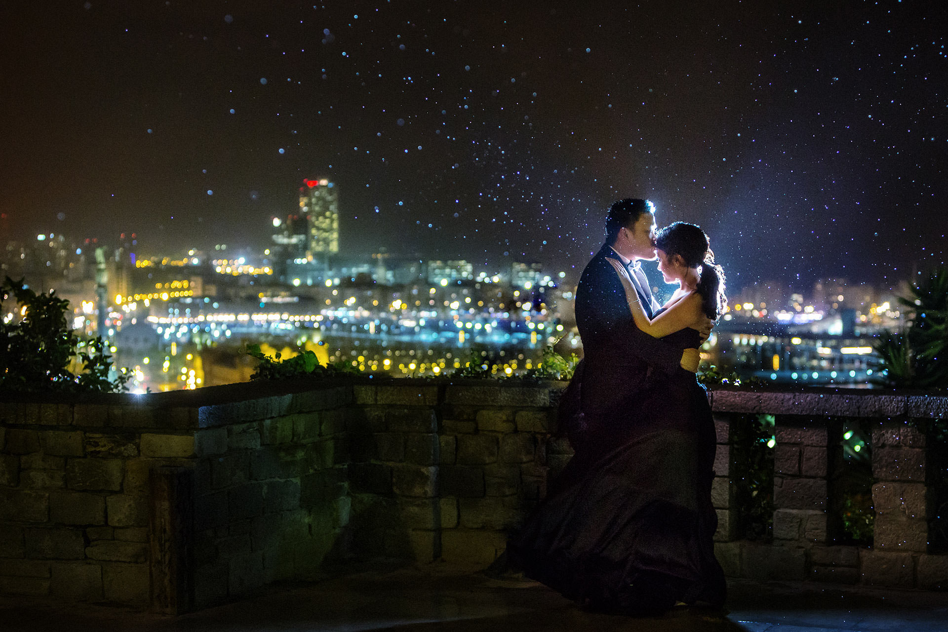 barcelona prewedding photos